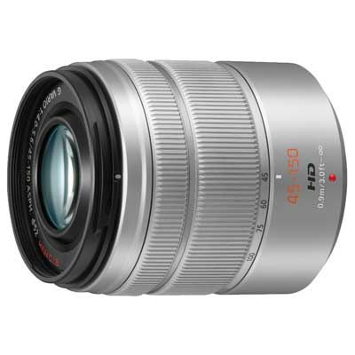 Lumix 45-150mm f4.0-5.6 ASPH OIS Silver Micro