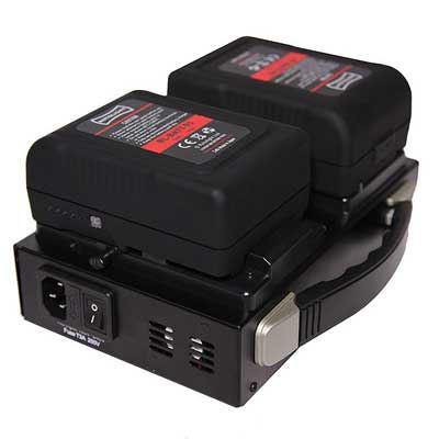 Rotolight Anova Pro Dual V-Lock Charger