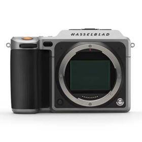 Used Hasselblad X1D-50C Medium Format Digital Camera Body - Silver