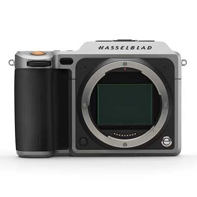 Hasselblad X1D-50C Medium Format Digital Camera Body - Silver