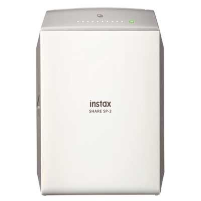Image of Fujifilm Instax Share SP-2 Smartphone Printer with 10 shots