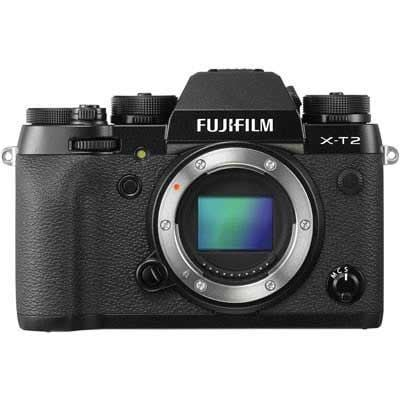 Used Fujifilm X-T2 Digital Camera Body