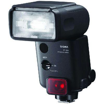 Sigma EF-630 Flashgun - Nikon Fit