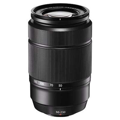 Fujifilm XC 50-230mm f4.5-6.7 OIS II Lens - Black