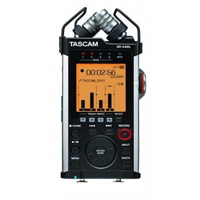 Tascam DR44-WL 4-Track Recorder