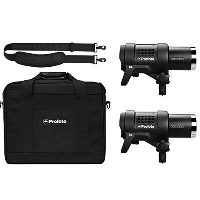 Image of Profoto D2 Duo Kit 500/500 AirTTL