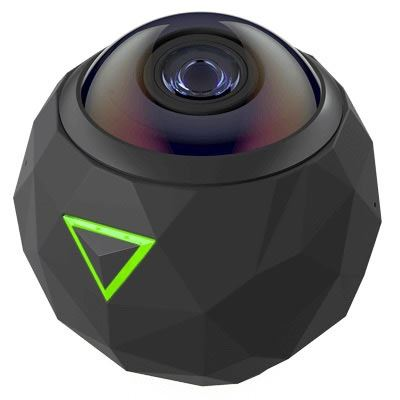 Image of 360Fly 4K 360 Degree Action Camera