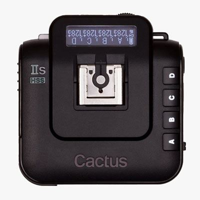 Image of Cactus V6 IIs Wireless Flash Transceiver