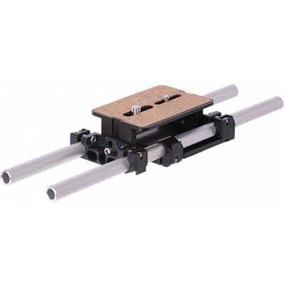 Image of Vocas 15mm Pro Rail Support Type L (Universal)