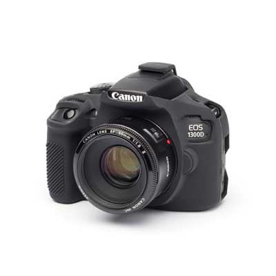 Image of Easy Cover Silicone Skin for Canon 1300D