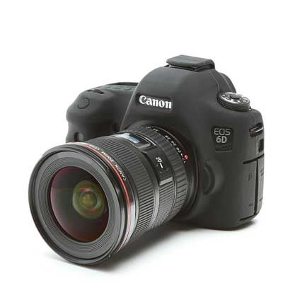 Easy Cover Silicone Skin for Canon 6D