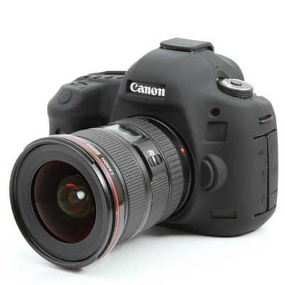 Easy Cover Silicone Skin for Canon 5D Mk3