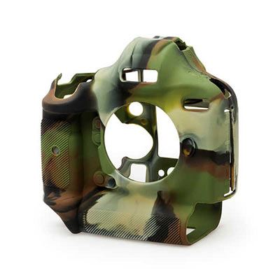 Image of Easy Cover Silicone Skin for Canon 1DX Mark 2 Camo Pattern