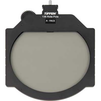 Tiffen Rotating Multi Tray (RMT) with 138mm Geared Tiffen Ultra-Thin Circular Polarizer