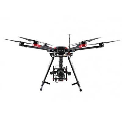 Image of DJI M600 Hexocopter Drone with Hasselblad A5D
