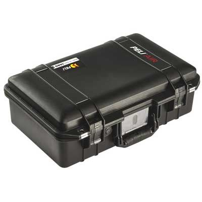 Peli 1485 Air Case With Foam Black