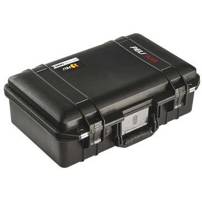 Peli 1485 Air Case with TrekPak Insert Black