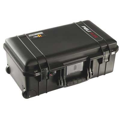 Peli 1535 Air Case With Trekpak Insert Black