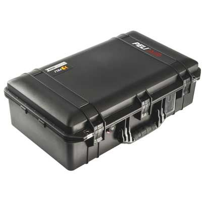 Peli 1555 Case With Dividers Black