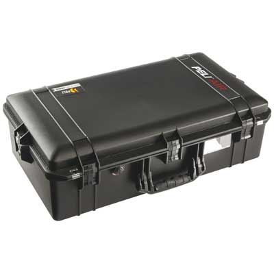 Used Peli 1605 Case With Dividers Black