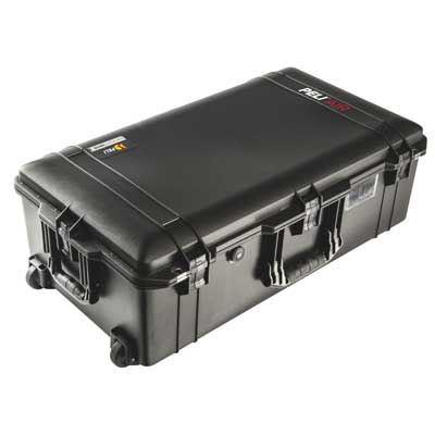 Peli 1615 Air Case With Foam Black