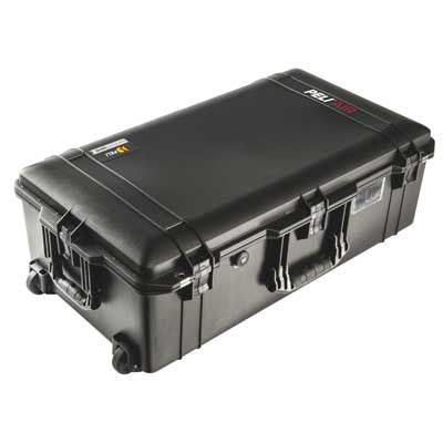 Peli 1615 Air Case No Foam Black