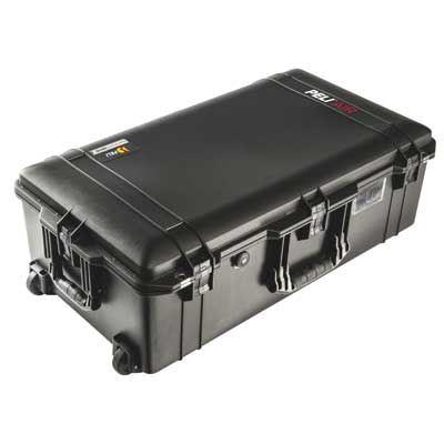 Peli 1615 Air Case With Dividers Black