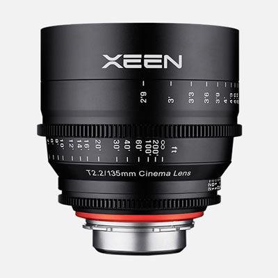 Image of Samyang 135mm T2.2 XEEN Cine Lens - PL Mount
