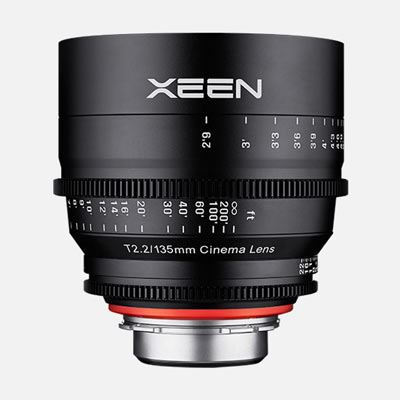 Samyang 135mm T2.2 XEEN Cine Lens - PL Mount