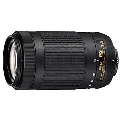 Nikon 70-300mm f4.5-6.3 G ED DX AF-P VR Nikkor Lens