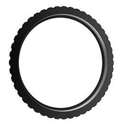 Image of Bright Tangerine Misfit 114 mm - 100 mm Threaded Adaptor Ring