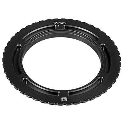 Image of Bright Tangerine Misfit 114 mm - 85 mm Threaded Adaptor Ring for ENG wide angle lenses, 4.3mm Canon,