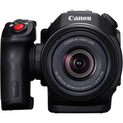 Canon XC15 4K Compact Camcorder