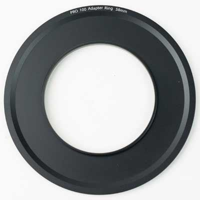 Tiffen PRO100 Adapter Ring 58mm