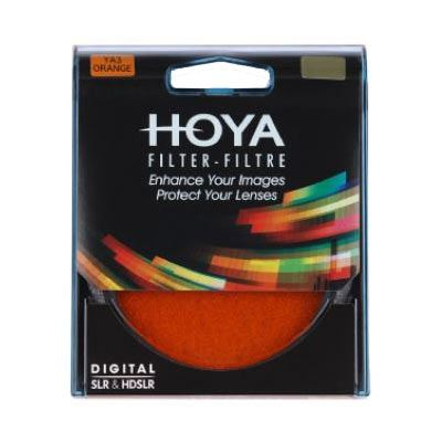 Hoya 62mm HMC YA3 Orange Filter