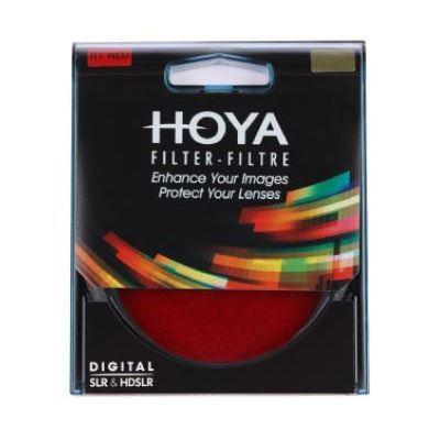 Hoya 62mm HMC R1 Red Filter