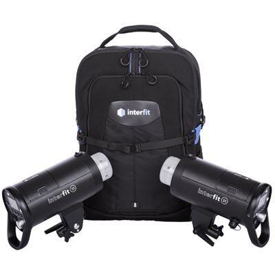 Interfit S1 Twin Head Kit