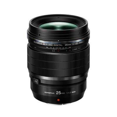 Olympus 25mm f1.2 M.Zuiko Digital ED PRO Lens