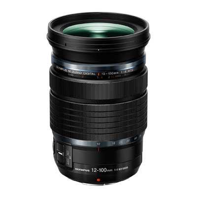 Olympus M.Zuiko Digital ED 12-100mm f4 IS PRO Lens