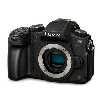 Panasonic Lumix DMCG80 Digital Camera Body