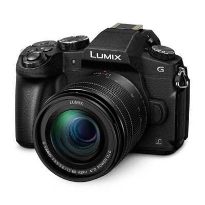 Panasonic Lumix DMCG80 Kit with 1260mm lens