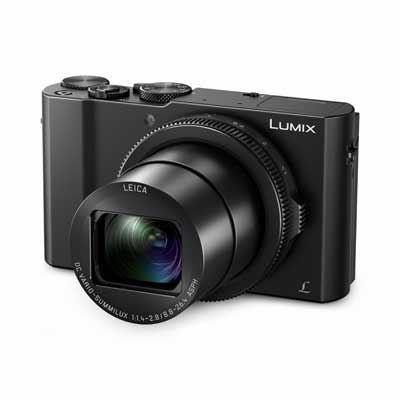 Panasonic Lumix DMCLX15 Digital Camera
