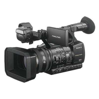 Image of Sony HXR-NX5R Full-HD Camcorder