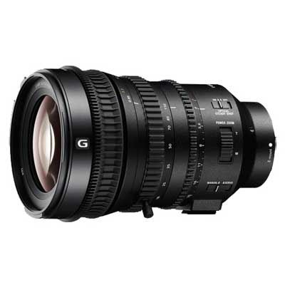 Sony E 18-110mm F4 G OSS Lens
