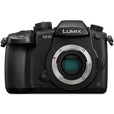 Panasonic Lumix DMCGH5 Digital Camera Body