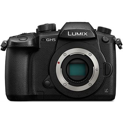 Panasonic Lumix GH5 Digital Camera Body