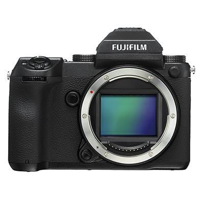 Fujifilm GFX 50S Medium Format Camera Body