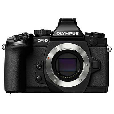 Olympus OM-D E-M1 Mark II Digital Camera Body