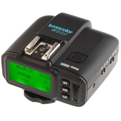 Image of Broncolor RFS 2.2 C Transmitter - Canon