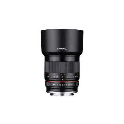 Samyang 35mm F1.2 ED AS UMC Lens - Canon M Mount